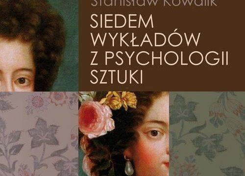 Siedem wykładów z psychologii sztuki